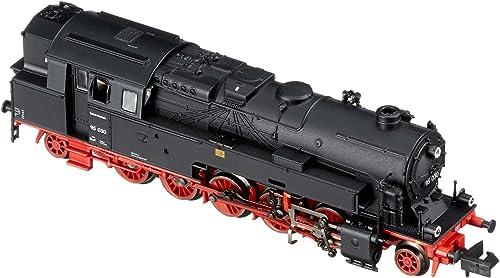 Arnold HN2185 Tenderlokomotive Baureihe 95 der DR, Epoche III mit  euerung Modellbahn, SchwarzRot