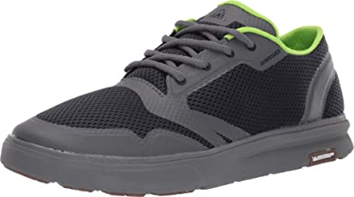 Quiksilver Men's Amphibian Plus Water Shoe, Blue/Grey, 14 M US