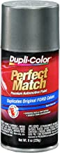 Dupli-Color BFM0360 Dark Shadow Gray Ford Exact-Match Automotive Paint - 8 oz. Aerosol