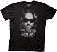 Ripple Junction Men's Lebowski Dude Abides T-Shirt