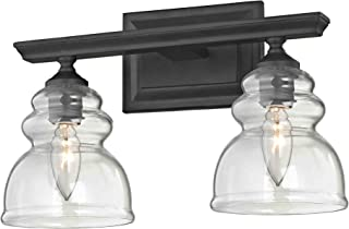 Fifth and Main WL-2001 Ballantyne 2 Light Sconce, Aged Bronze