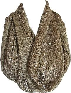 open weave loop scarf