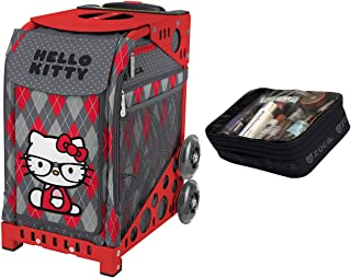 ZUCA Sport Hello Kitty Geek Chic Bag & Frame + Gift Large Pouch