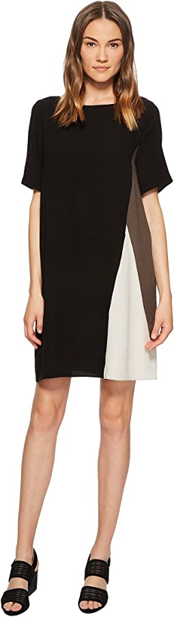 Eileen Fisher - Bateau Neck Dress