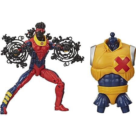 Hasbro Marvel Legends Series Collection - Figura coleccionable de Sunspot de 15 cm - Diseño premium y 2 accesorios