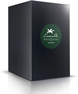 La Hacienda Esmeralda Private Geisha Coffee Collection Grounded 8oz,227g