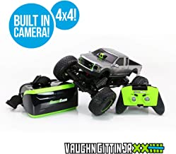 RC CHARGERS Vaughn Gittin Jr. Ford F-150 RTR RC Truck with Camera | 1:12 Scale, VR Headset, FPV, WiFi, 100 Foot Range, Off-Road Capable | 9.6v Battery and Charger Included