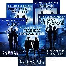 Los Misterios de Channing: Reeditada 2020: Romántica Policíaca: El Misterio del Marido Desaparecido, Maletero, A380, Rodaj...