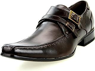[エムエムワン] MM/ONE ビジネスシューズ ドレスシューズ 紳士靴 メンズ靴 【AZ228B】 全3色 ブラック ブラウン ダークブラウン