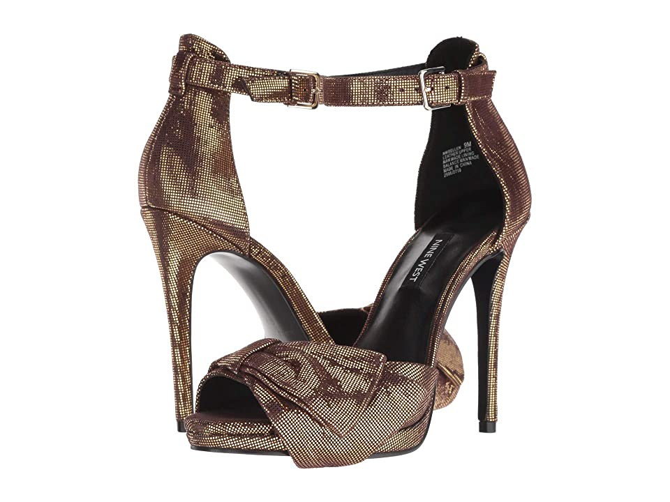 Nine West Bellen (Gold Metallic) Women