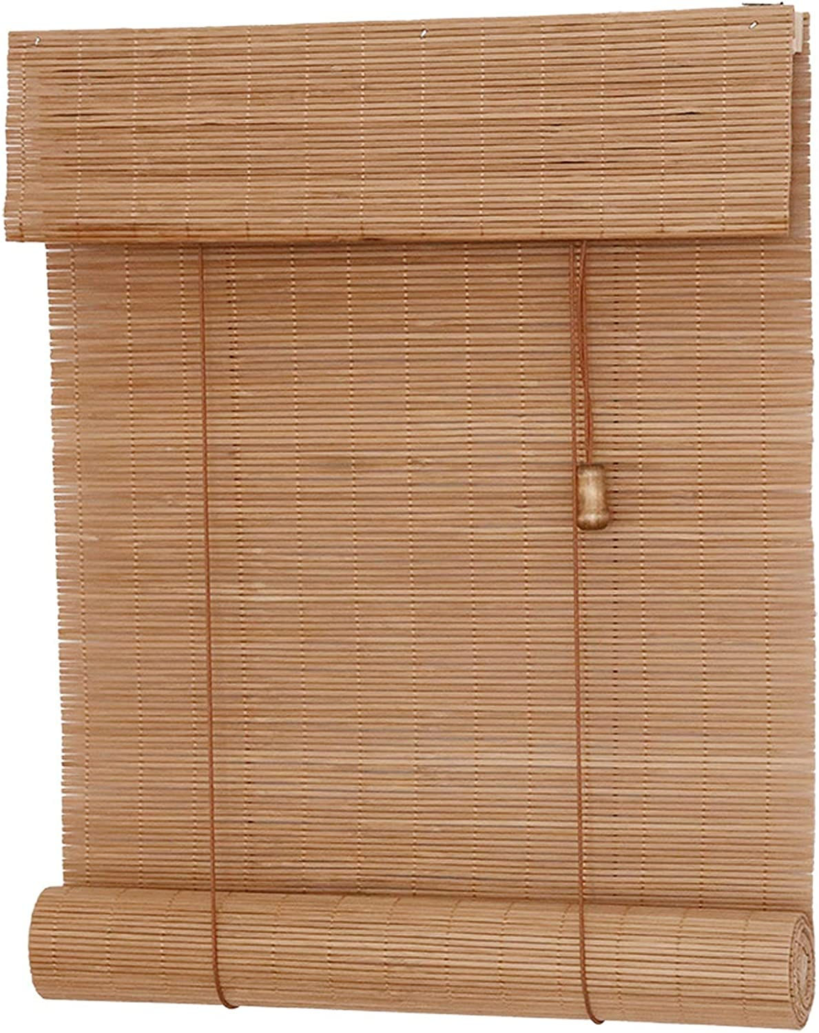 MTDWEITOO Bamboo Blinds Financial sales sale Sale Special Price for Windows Wooden Curtain Roller