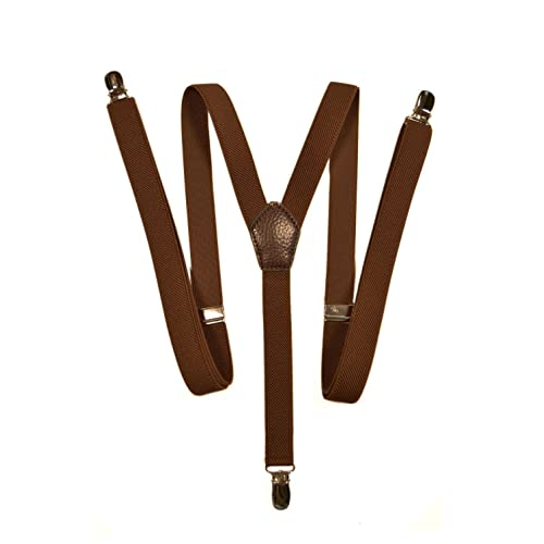 rock-bottom price details for top-rated quality Leather Suspenders: Amazon.co.uk