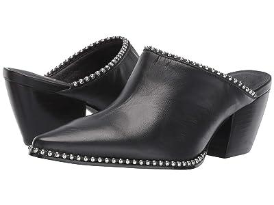 Matisse Zandra (Black Leather) Women