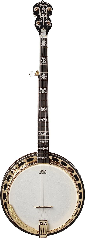 Washburn Easy-to-use Limited Special Price Americana Series B17K-D Sunburst Banjo 5 String