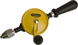 Double Pinion Manual Hand Drill