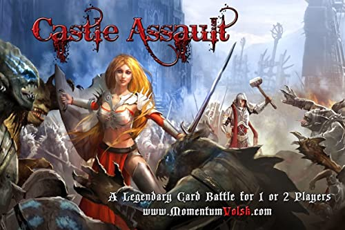 Castle Assault SW by MomentumVolsk
