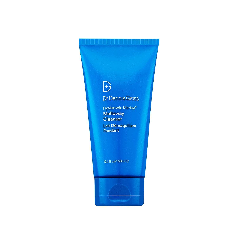 Dr. Dennis Gross Hyaluronic Marine Meltaway Oil-Free, Hydrating, Makeup Removing Cleanser, 5 oz