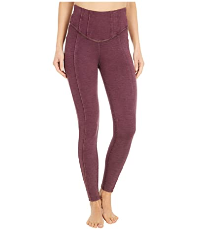 FP Movement Hybrid Leggings (Wine) Women