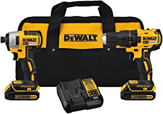 Best dewalt compact drill impact kit 20v Reviews