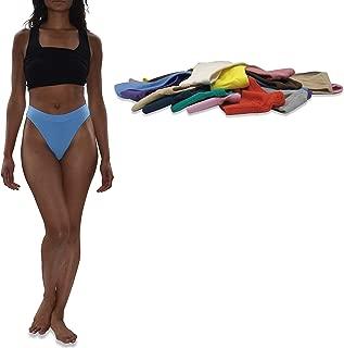 Best high waisted thong underwear Reviews