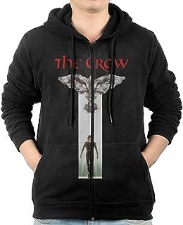 Men's Full-Zip The Crow Movie Hoodie