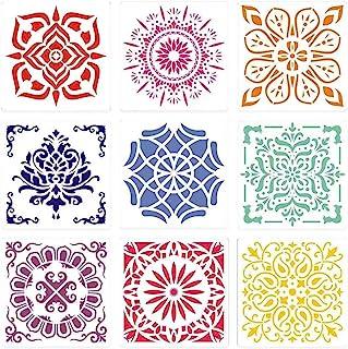 8x48 Happy Spring Y/'all Craft Stencil DIY 8260 KR Wall Stencil Painting Stencil STENCIL Wall Decor Stencils
