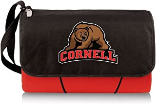 NCAA Cornell Big Red Outdoor Picnic Blanket Tote, Red