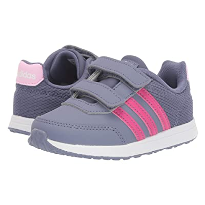 adidas Kids VS Switch 2 CMF (Infant/Toddler) (Raw Indigo/Real Magenta/True Pink) Kids Shoes