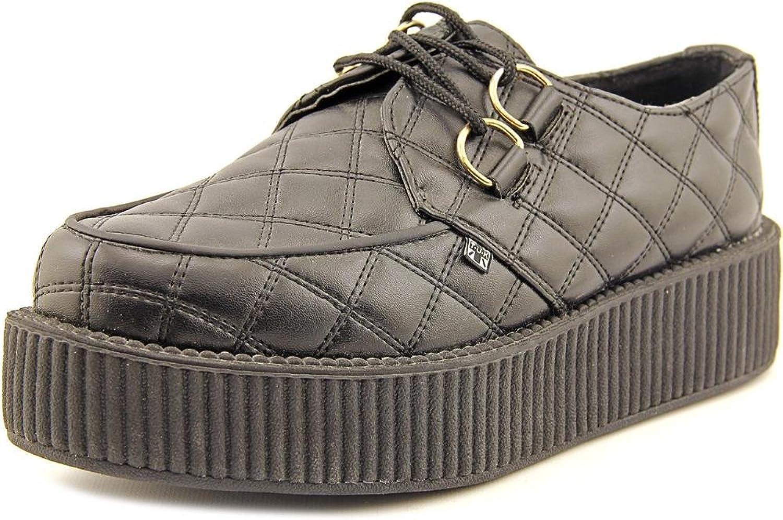 T.U.K. Original Footwear Unisex Viva Mondo Quilted Creeper
