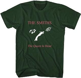smiths queen is dead t shirt
