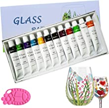 how to make glass painting outliner at home