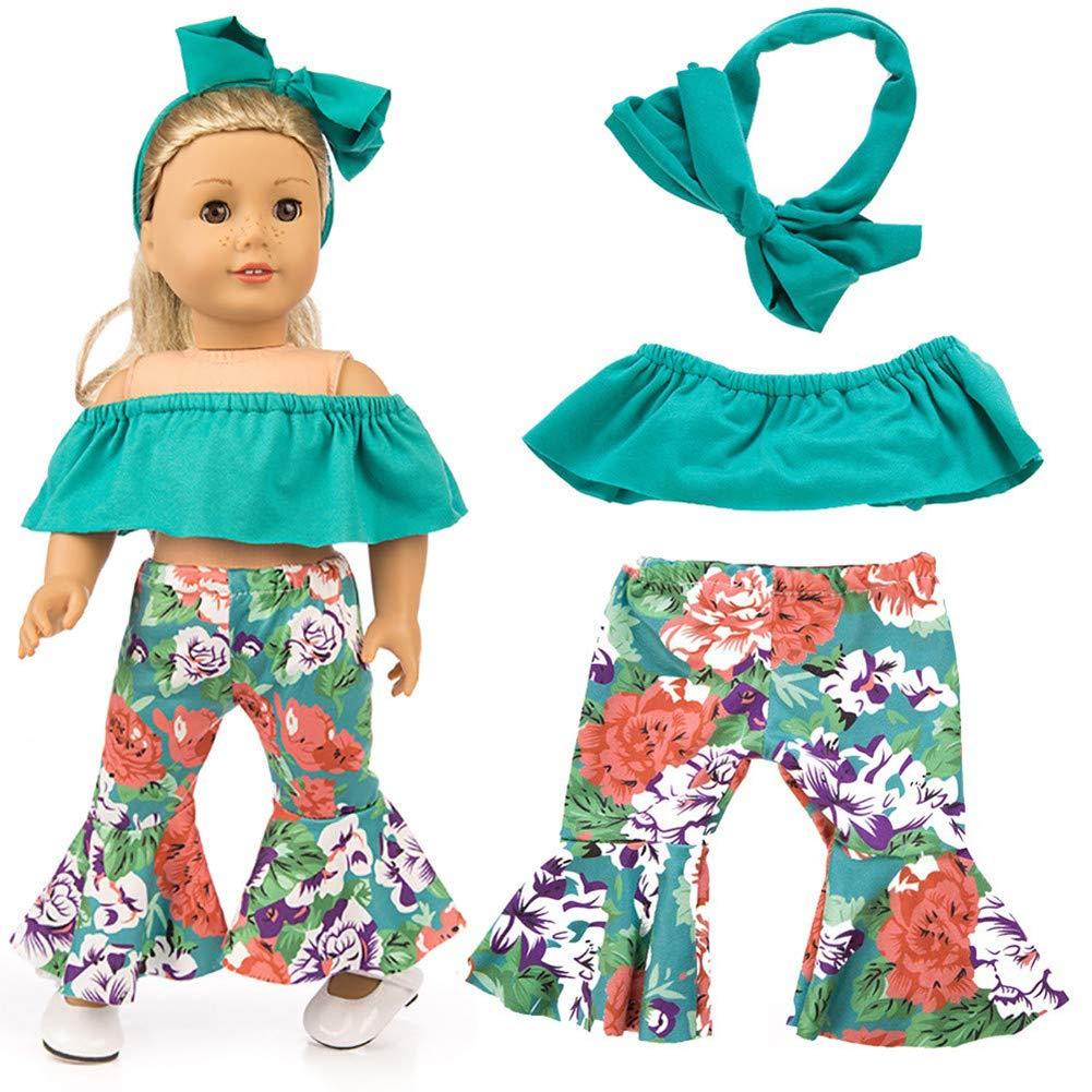 "Taekwondo Set Doll Clothes Trouser For 18/"" 45cm Doll Bear DIY Clothing Clothes"