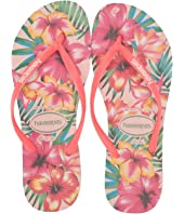 Slim Hibisco Sandal