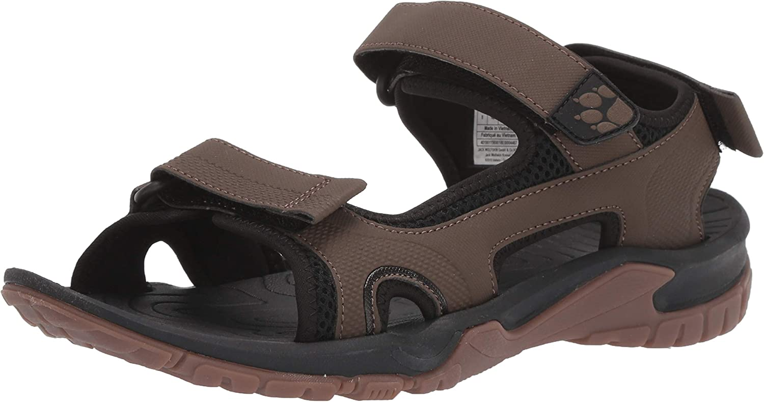 Jack Wolfskin Men's Super special price Lakewood Sandal Cruise M Super popular specialty store