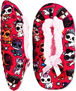 MGA LOL Surprise Girls Babba Slippers