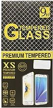 واقي شاشة زجاج لهاتف شاومي مي 8 لايتمن اكس اس، شفاف