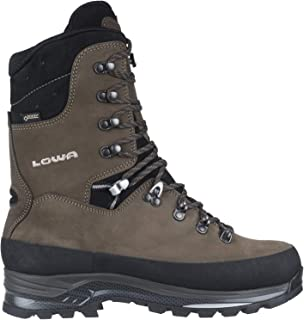 LOWA Boots Mens High Rise Hiking Shoes