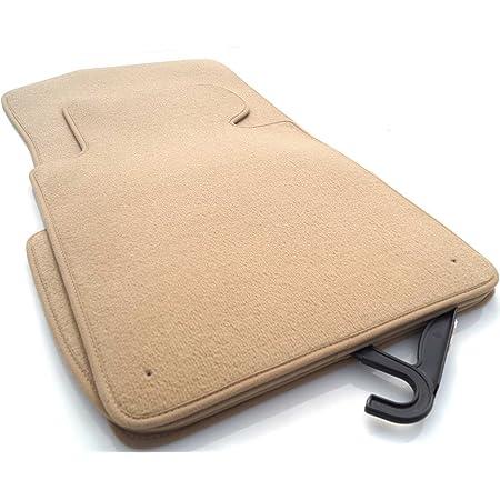 Kh Teile Fußmatten Velours Automatten Original Qualität Stoffmatten 4 Teilig Beige Auto