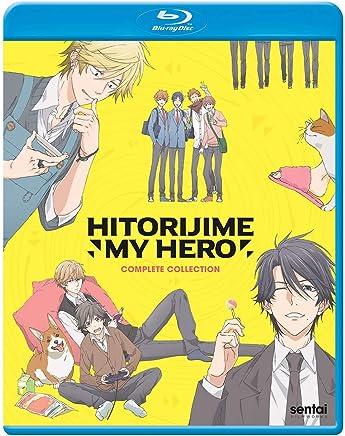 Hitorijime My Hero Blu-Ray(ひとりじめマイヒーロー 全12話)