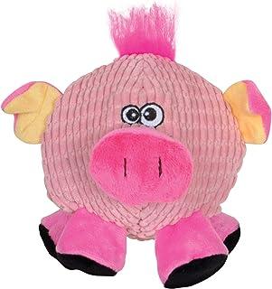 SmartPetLove - Tender-Tuffs - Ball - Round Pink Pig