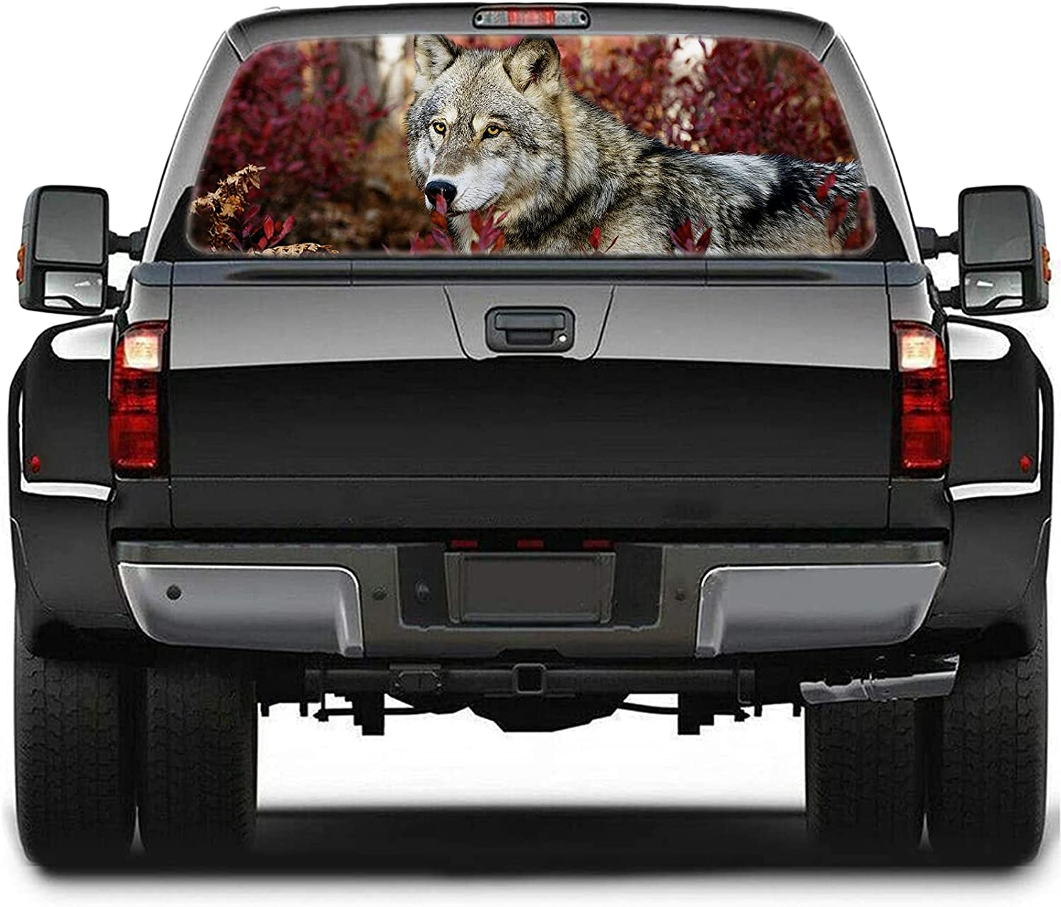 Ultra-Cheap Deals Truck Decals - Arctic Wolf Bu Decal Wrap Sticker Cash special price Tailgate