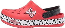 CrocsFunLab Minnie Dots Clog (Toddler/Little Kid)