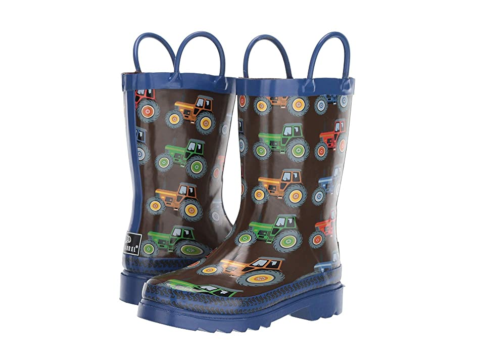 M&F Western Kids Kye (Toddler/Little Kid/Big Kid) (Blue) Boys Shoes