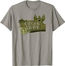 GOD'S ARMY Christian Kids Faith Bible Scripture T Shirt
