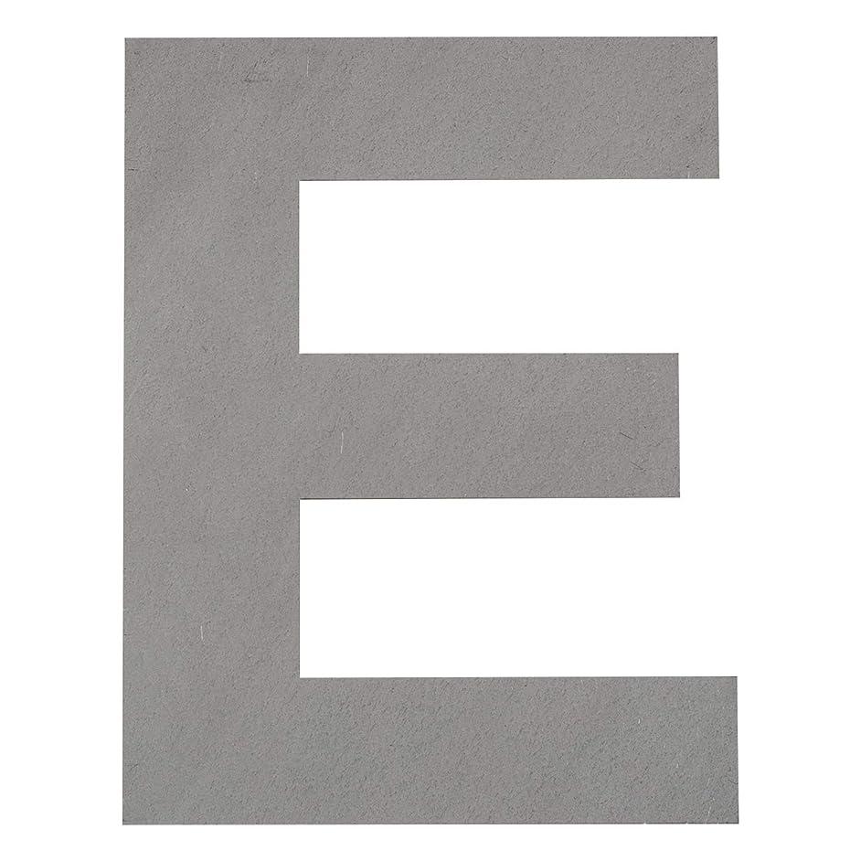 Big Metal Letters E (8