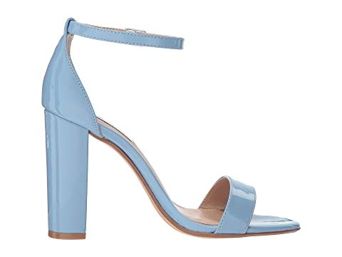 2018 Cheap Online Steve Madden Carrson Heeled Sandal Dusty Blue Best Place Cheap Price Buy Cheap The Cheapest Clearance Cost CLqgT2T