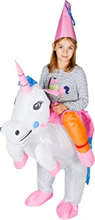 Inflatable Unicorn Fancy Dress Costume