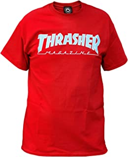 Thrasher Skate Mag Outlined S/S Tee