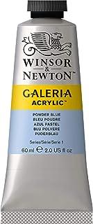 Winsor & Newton Galeria Tubo De Pintura Acrílica, Azul Pastel, 60 Ml