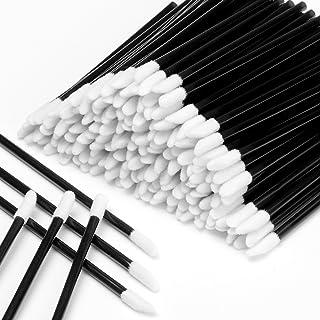 Disposable Lipstick Wands Applicators 600pcs - Disposable Lip Brushes Disposable Lip Wands ECBASKET Lipgloss Applicators r...